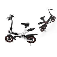 Single Speed Lightweight Electric Bike , City Tour Electric Bikes For Adults Manufactures