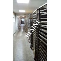 stainless steel bakery trolleys Manufactures