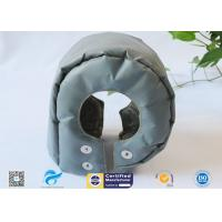 25mm Gray Removable Customized Heater Exhaust Turbines Thermal Insulation Jacket Manufactures