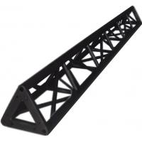 Non Rust Aluminum Black TB300mm*300mm*3000mm Triangle Lighting Truss Manufactures
