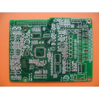 Custom Green Solder Mask OEM Prototype Printed Circuit Board Fabrication , PCB Assembly Manufactures