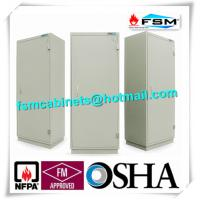 Anti Magnetic Safety Fire And Waterproof Filing Cabinets For Medium File Data Storing Manufactures