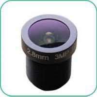 M12X0.5 Home Security Camera Lens Φ14×16.7 Dimension With Anti UV Protection Manufactures