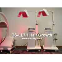 China Laser hair regrowth equipment low level laser therapy hair loss on sale