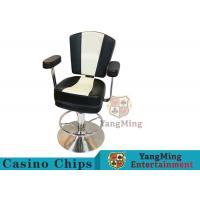American High-end Stainless Steel Disc Lifting Metal Bar Chair Commercial Furniture Manufactures