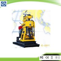 Applicated for Subgrade Grouting Hole Drilling Geotechnical Drilling Rig Manufactures