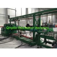 XJ - 90 Rubber Extruder Machine , Customized Cold Feed Rubber Extruder Manufactures