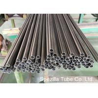 China A269 1/2 X BWG 20 Stainless Steel Welded Tubes Grade TP304 / 304L Surface Polished on sale