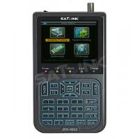 Digital DVB-S Satlink Satellite Finder Meter WS 6922 High Definition Free To Air With Spectum
