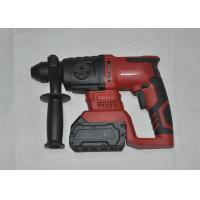 High Efficiency Battery Powered SDS Hammer Drills 18V Virable Speed 2.0J Manufactures
