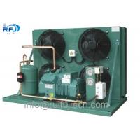 R404a Air Cooled Condensing Unit For Cold Storage With Bitzer Compressor 4EES-6Y 4TES-12Y 6HE35Y Manufactures