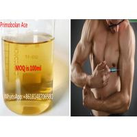 China Safe Legal Anabolic Steroids Injectable Semi-finished Oil Primobolan Ace For Sale on sale