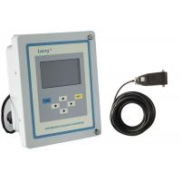 Area Velocity Ultrasonic Open Channel Flow Meter With Data Logger 16GB Manufactures