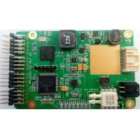 Buy cheap Fully turnkey PCB assembly Autopilot control board 6 layers with ENIG finish and impedance control from wholesalers