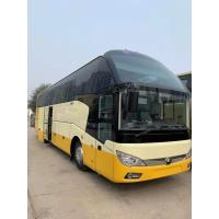 China 53 Seats 2012 Year Airbag Diesel No Use AdBlue Used Yutong Coach Bus for Africa on sale