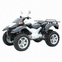 260cc Quad ATV with Independent Suspension and Shaft Drive, EEC/EPA Approved Manufactures