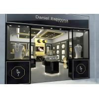 Custom Showroom Display Cases / Jewellery Showroom Furniture Manufactures