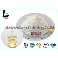 High Purity Testosterone Cypionate 250 Mg CAS 58-20-8 Yellow Liquid For Fitness Manufactures