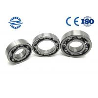 Medium and Small High Speed Taper Roller Bearing / Low Friction Deep Groove Ball Bearing Open 6202 Manufactures