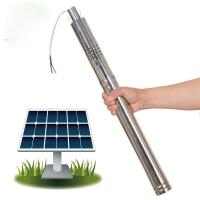 stainless steel mini screw pump stainless steel screw pump factory price 2018 screw solar water pump for irrigation Manufactures