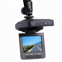 Car Sport Camera, About 2 Hours Battery Recording Time, USB2.0 Transmission Interface Manufactures