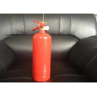 China Non Toxic Portable ABC Fire Extinguisher , 0.5kg Mini Fire Extinguisher For Car on sale