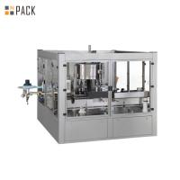 Chemical OPP Bottle Sticker Labeling Machine Small Glue Consumption Manufactures