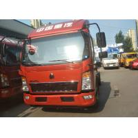 SINOTRUK HOWO Mini cargo truck/light duty trucks in red or white color Manufactures