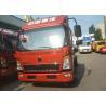 Buy cheap Light Commercial Trucks / Light And Medium Duty Trucks 10 Ton Loading Capacity from wholesalers