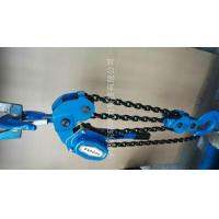 China Ce Standard Electrical Cable Pulling Tools 10KN Chain Type Handle Hoist on sale