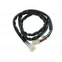 China Strain Relief Molding Electrical Wire Harness PE / Rubber / Silica Plug For Hybrid E Cars on sale