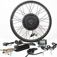 China High Speed Electric Mountain Bike Motor Kit Use In Fat Tyre E Cruiser Bike on sale