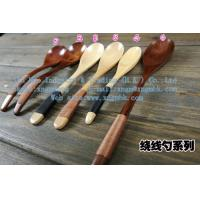 China Wooden spoon, coffee wooden spoon, wooden spoon, wooden spoon, wooden fork for sale