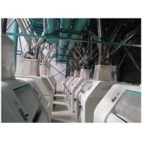 10-500ton per day Wheat Flour Milling Machine with Price Manufactures