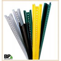 Traffic Warning Hot-dipped Galvanized U channel post Manufactures