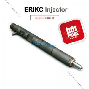 ERIKC diesel fuel injector EJBR03301D delphi 3301D injection for JMC Transit 2.8L / Jiangling car Manufactures