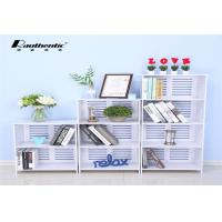 Multi-layer storage rack for large capacity stacks White Multi Size simple storage rack Manufactures