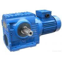 High Torque Industrial Helical Worm Gear Motor SF57 / Shaft Mounted Gear Reducer Manufactures