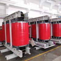 China 1250kVA Cast Resin Dry Type Transformer IEC60076-11, DIN42523 Standards on sale