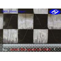 Ultra Thin Toray 12K Spread Tow Carbon Fiber Fabric T800 20MM With 44GSM Weight Manufactures