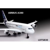 China TS830 2.4G 4 Channel Remote Control Air Plane Model Airbus A380 Toys,buy RC toy from China on sale