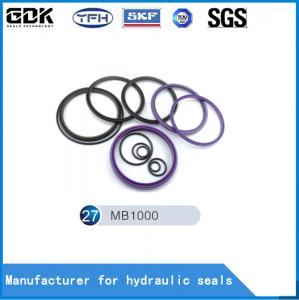 NBR PU PTFE Breaker Seal Kit Hydraulic Rock Seal Kit Atlas - Copco MB1000 Manufactures
