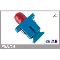 High Performance Fiber Optic Adapter Hybrid Attenuator SM / MM Manufactures
