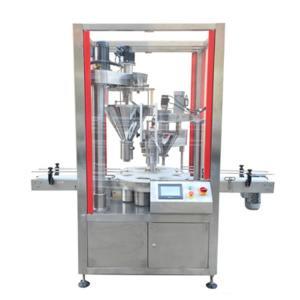 Auger filler powder packing machine milk powder packing machine Manufactures