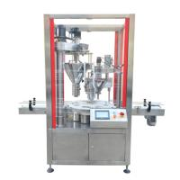 Factory milk coffee whey powder filler powder filling machine Manufactures