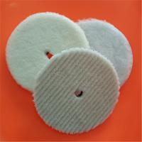 Japanese Type Wool Buffing Pad wool polishing pad 3pcs per set -3PACK Manufactures