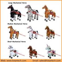 China Kid Riding Horse Toy, Kid Riding Horse Toy, Race Horse for Sale, Mechanical Riding Horse on sale