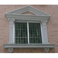 Window Frame GRC Material Window Sills For Building Exterior Decoration Manufactures