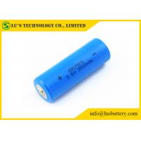 China ER17505 A Size Lithium Thionyl Chloride Battery 3.6V 3400mah Capacity on sale