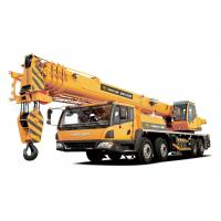 Quality 50 Ton Hydraulic 5 Boom Truck Crane for sale